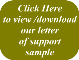 Click Here to view /download our letter of support sample